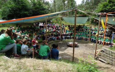 Schrijf je nu in voor het Jungleweekend!