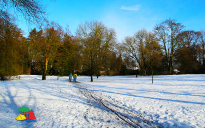 Informatie sluiting Arnhemse Winterhike 2017