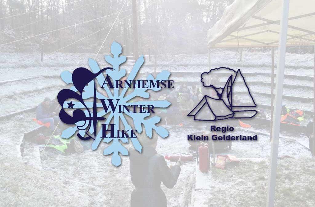 25e Arnhemse winterhike voor Scouts, Explorers en 18+ leden