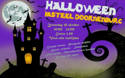 Schrijf je nu in voor Bever Halloween