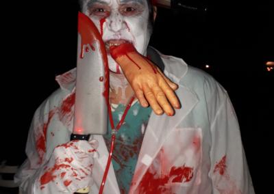 Halloween voor Bevers