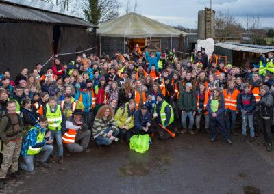 Arnhemse Winterhike voor Scouts en Explorers