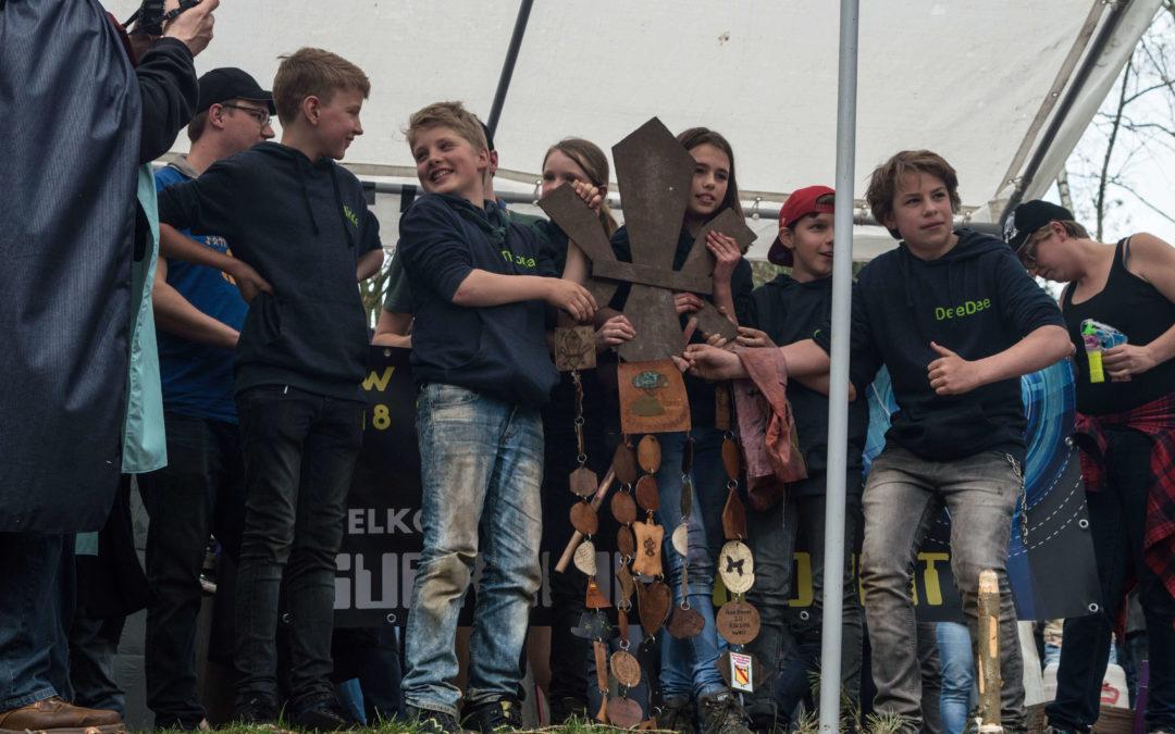 Uitslag Regionale Scoutingwedstrijden (RSW) 2018