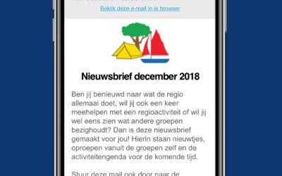 Nieuwsbrief januari – AWH, RSW, Spetterfestijn komen eraan